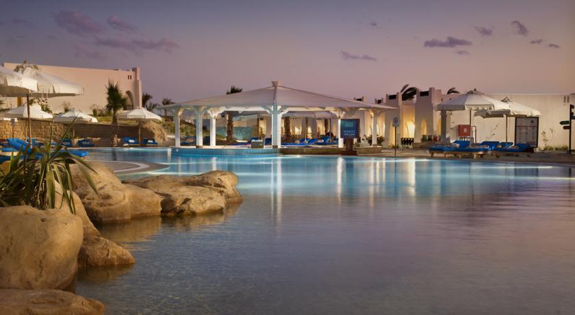 hilton marsa alam city and sea travel nubian resort 1 هيلتون مرسى علم نوبيان ريزورت خمس نجوم فندق